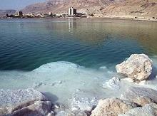Проблемы здоровья: живая вода Мертвого моря